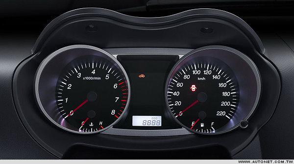 2010广州车展报导 海马丘比特纯电动车首度发表高清图片