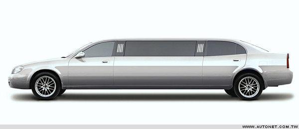 2011上海车展抢先报 加长过了瘾 奇瑞瑞麒g6加长礼宾车即高清图片