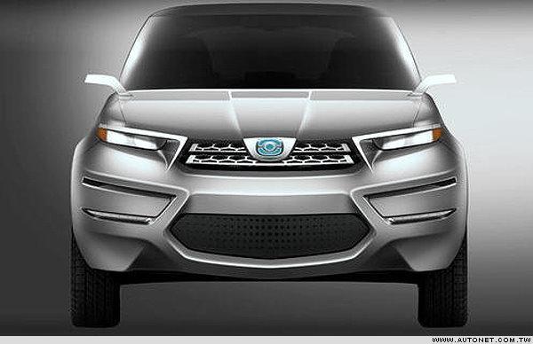 海马骑士,而且也将发表首款海马品牌旗下的全尺码商用休旅车高清图片