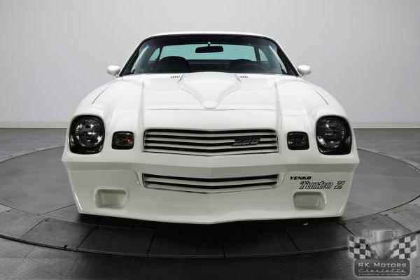 骷髅车头造型 ebay拍卖1981年chevrolet yenko camaro改装高清图片