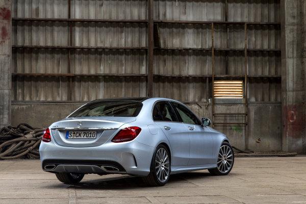 四种动力 五款车型,m benz新世代c class七月 195万起上市高清图片